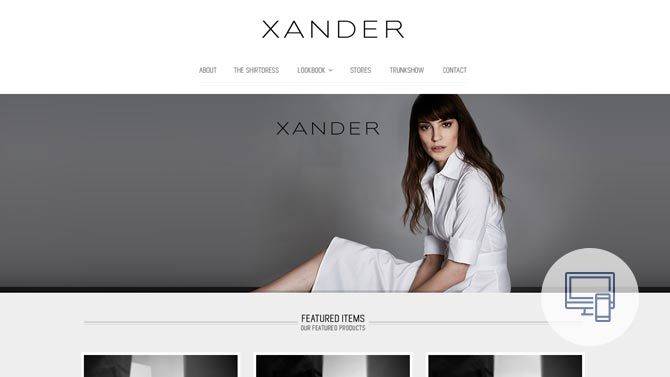 Xander Web Design